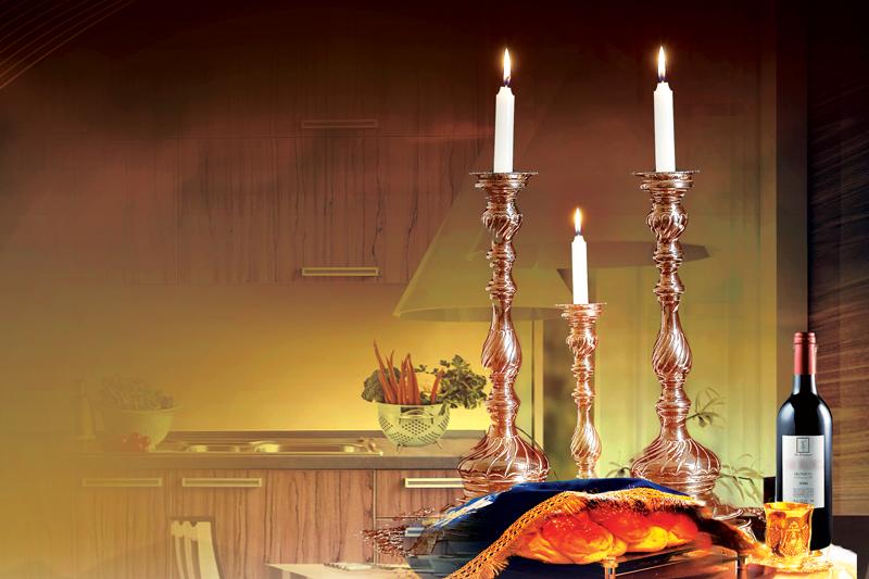 Combien de bougies allumer pour Chabbat ?