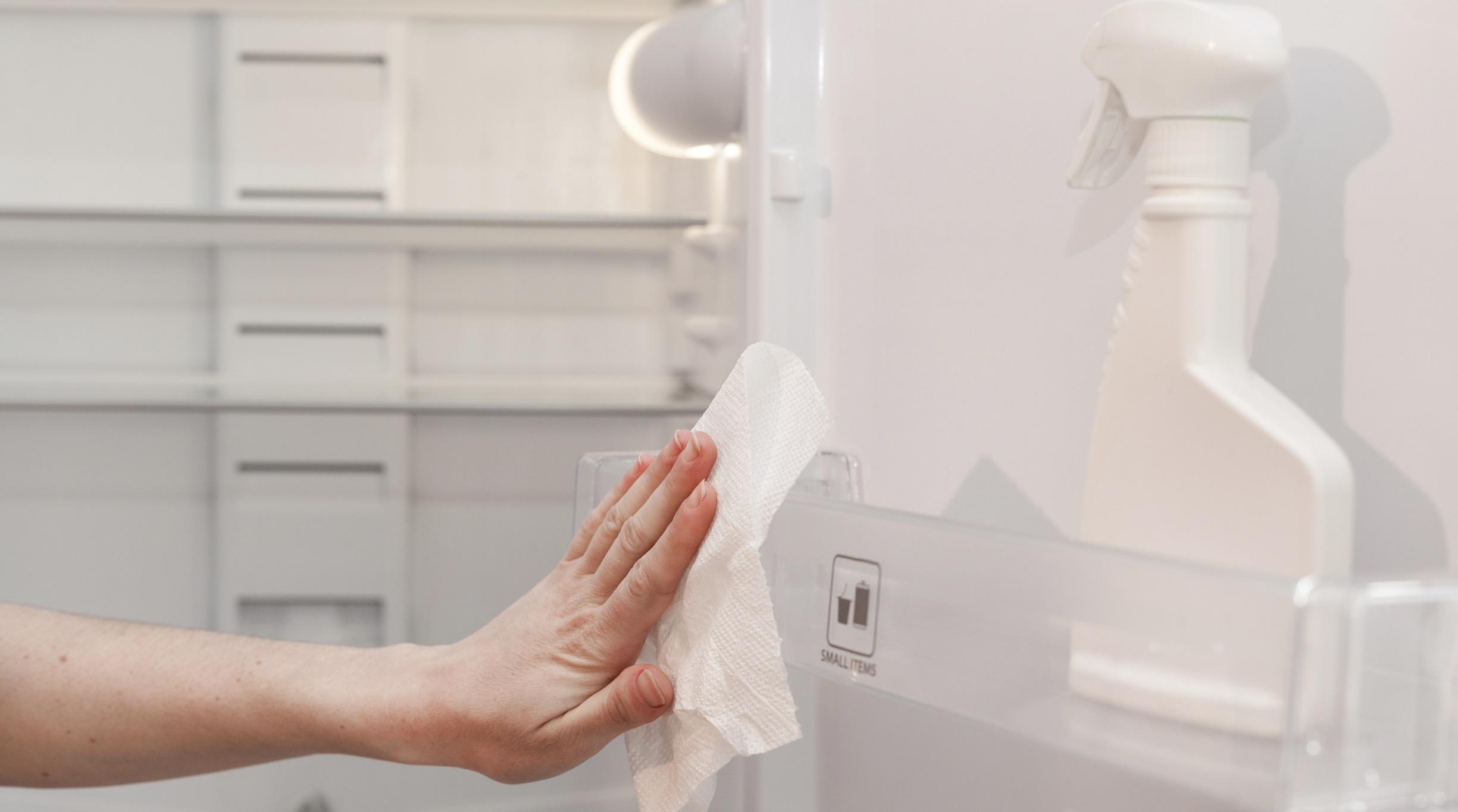 Comment nettoyer le frigo/congélateur pour pessah :